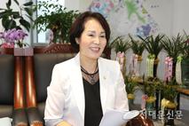 인터뷰 박경희 제8대 서대문구의회 후반기 의장